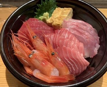 生本鮪海鮮丼