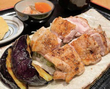 【鶏炭火焼き定食】<br /> 1,000円(税込)